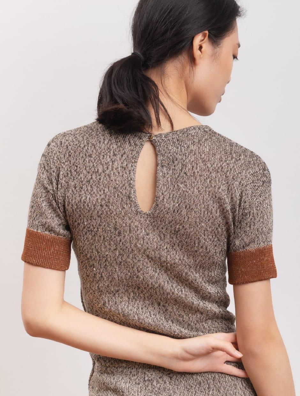 handmade knitwear, organic cotton