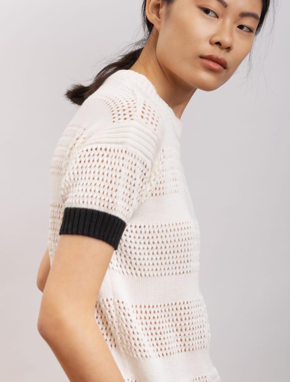 knitwear organi cotton hand made